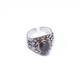 Inel Argint Labradorit Marigold